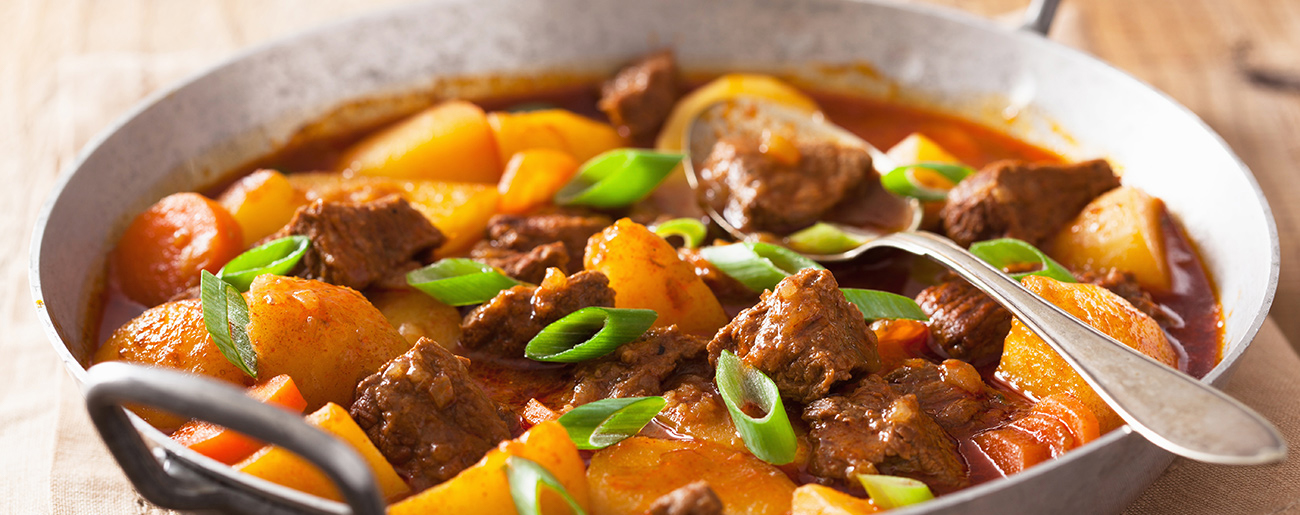 Beef Stew side dish and serving ideas