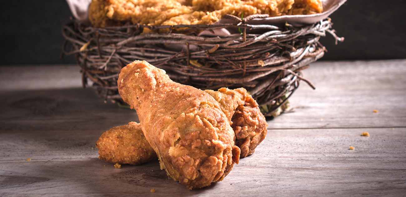 Fried Chicken side dish and serving ideas