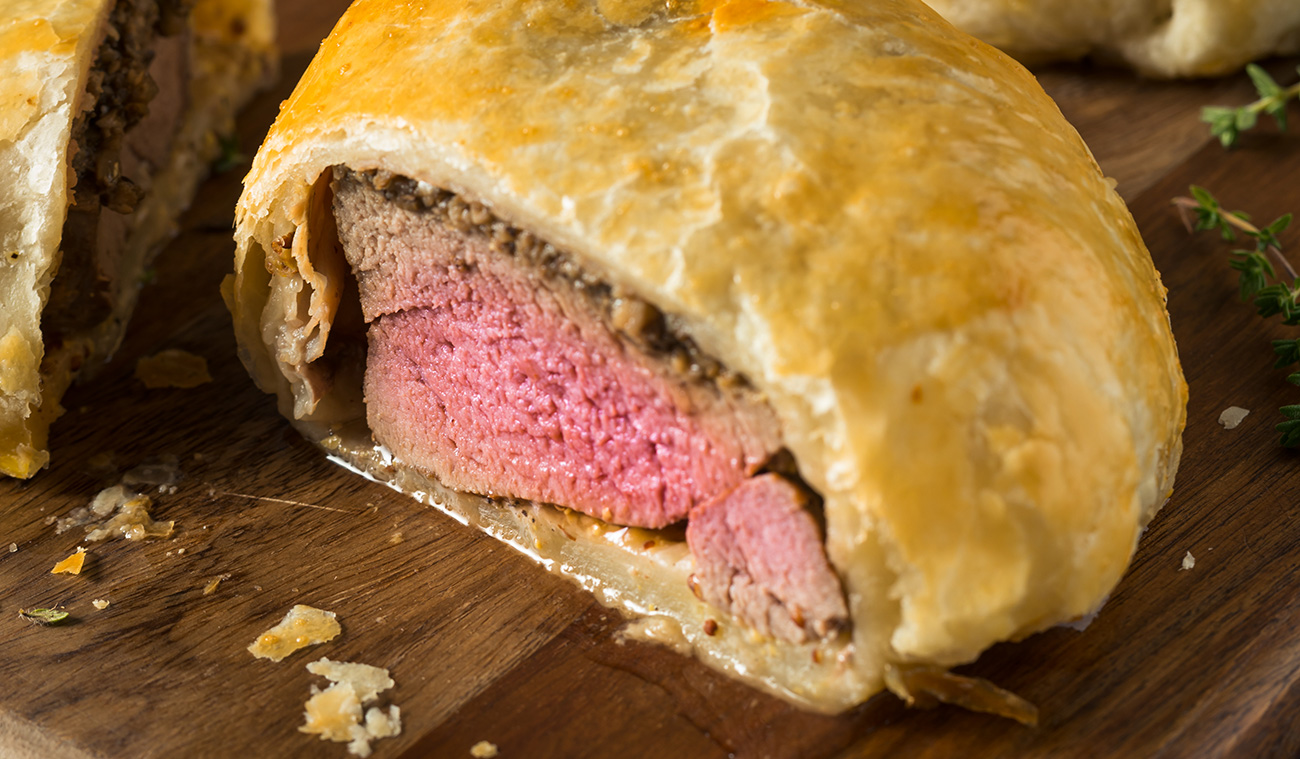 beef wellington side dish and serving ideas