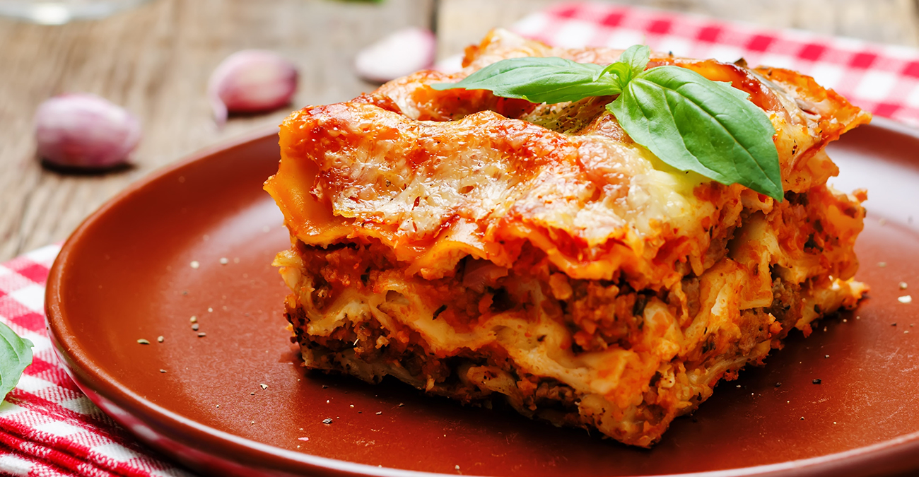 lasagna side dish and serving ideas