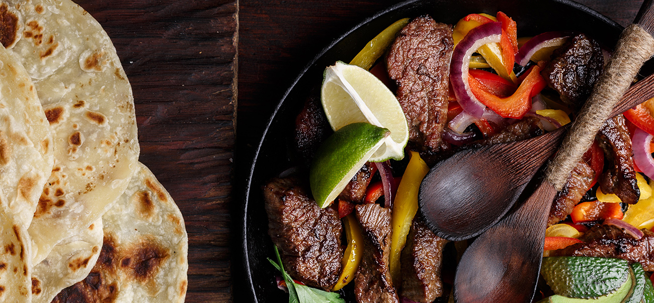 Fajitas side dish and serving ideas