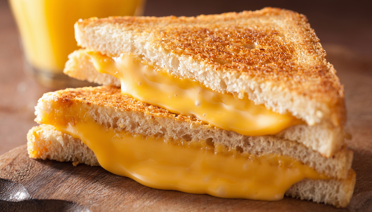Grilled Cheese side dish and serving ideas