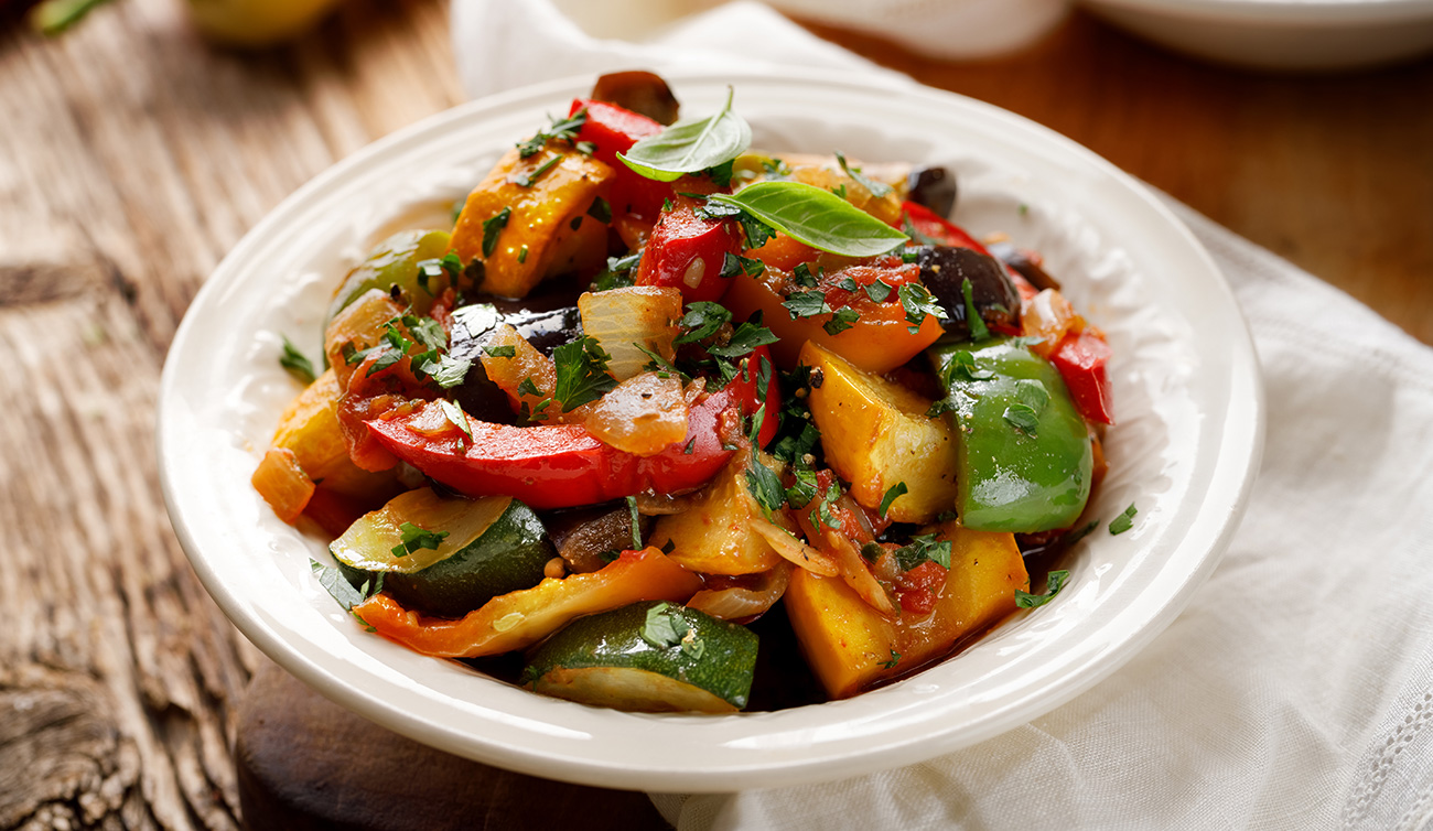 ratatouille side dish and serving ideas