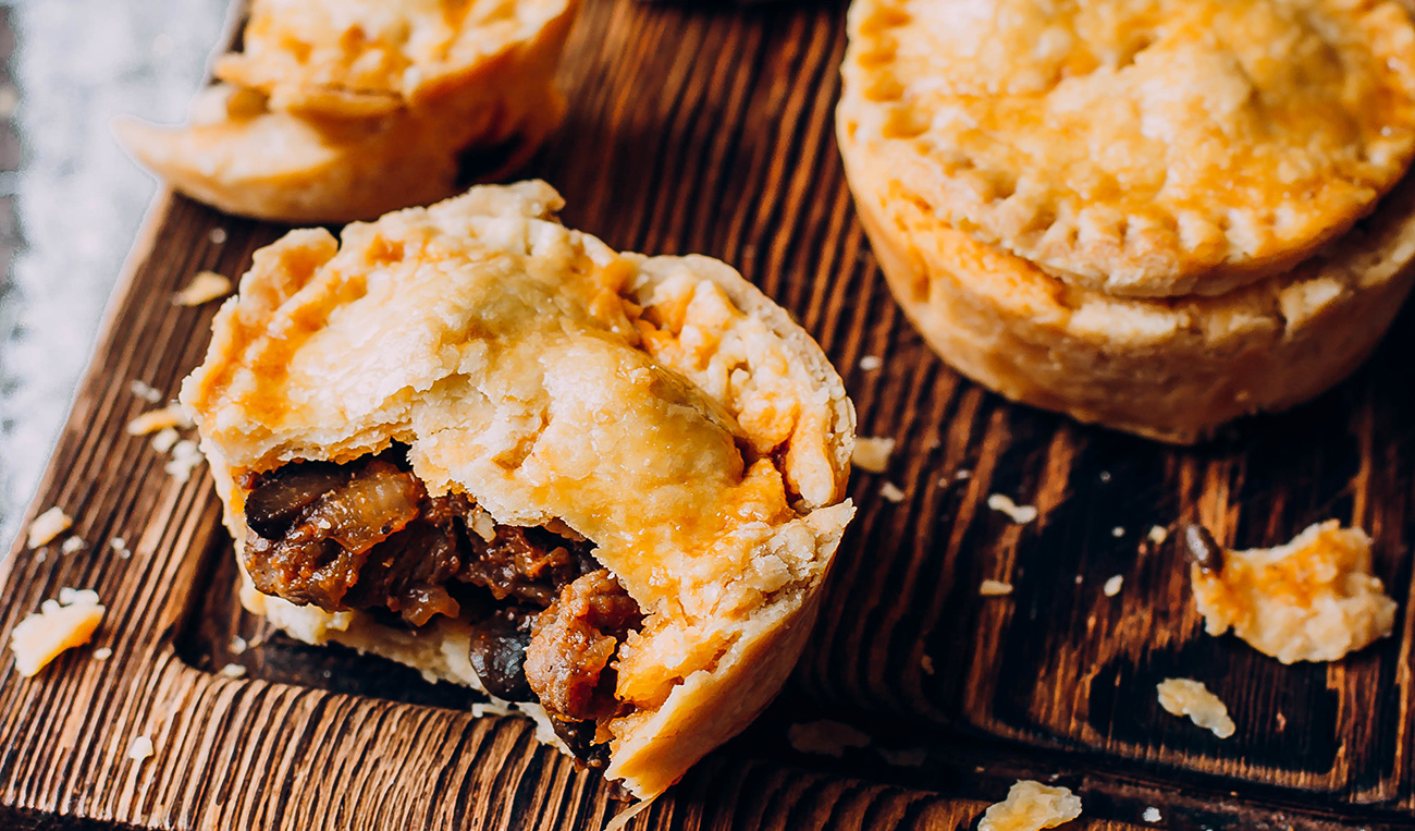 meat pie side dishes and serving ideas