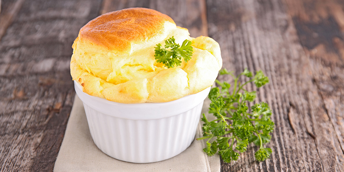 Cheese Souffle side dish and serving ideas