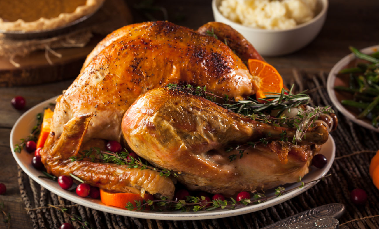 Turkey side dish and serving ideas
